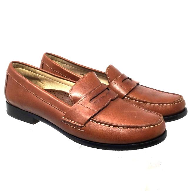 Item - Brown D35814 Women's Penny Loafers Formal Shoes Size US 8 Regular (M, B)