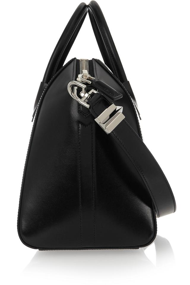 47409a1a5426 Givenchy - Medium Antigona Smooth Black Textured Leather Tote - Tradesy