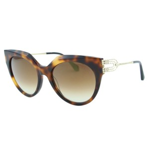 Roberto Cavalli New 2018 Gimignano Rc-1065 52g Women Cat-eye Mirrored Sunglasses