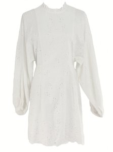 Ulla Johnson short dress White on Tradesy