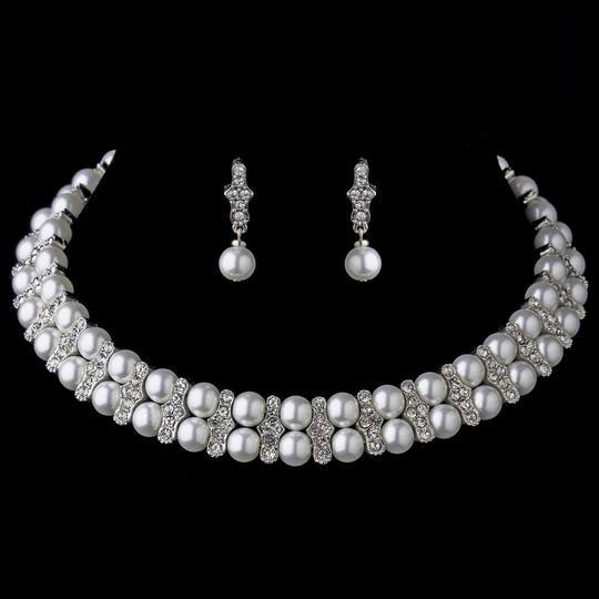Preload https://img-static.tradesy.com/item/24267912/elegance-by-carbonneau-silver-pearl-coil-necklace-earrings-choker-necklace-jewelry-set-0-0-540-540.jpg
