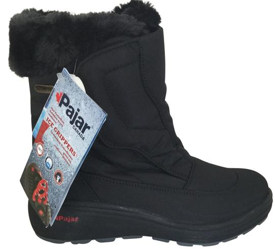 Preload https://img-static.tradesy.com/item/24267983/pajar-black-icegrippers-waterproof-bootsbooties-size-eu-40-approx-us-10-regular-m-b-0-1-540-540.jpg