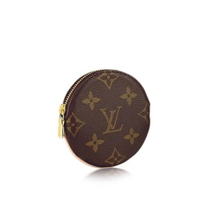 Louis Vuitton new Monogram Round Zippy Coin Purse