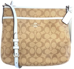 Coach Satchel in Khaki