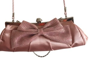 Kate Landry Pink, Rose Clutch