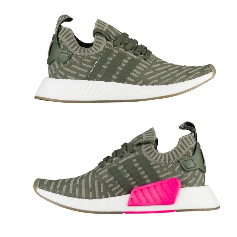 promo code 3497a b648a adidas Olive Nmd R2 Pk Japan St Major / By9953 / Boost Primeknit Sneakers  Size US 9 Regular (M, B) 29% off retail