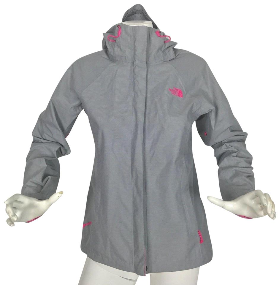 23bc73ab3 The North Face Gray Jacket Venture Hyvent 2.5l S Coat Size 4 (S) 85% off  retail