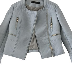 5fb1249d9 Women's Zara Leather Jackets - Up to 90% off at Tradesy (Page 2)
