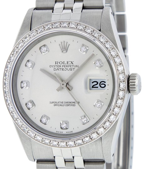 Preload https://img-static.tradesy.com/item/24268806/rolex-silver-mens-datejust-ss18k-white-gold-with-diamond-dial-watch-0-4-540-540.jpg