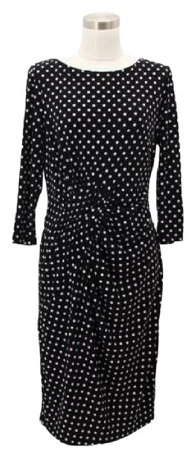 Preload https://img-static.tradesy.com/item/24268826/adrianna-papell-black-white-a159-designer-medium-polka-do-mid-length-formal-dress-size-8-m-0-3-650-650.jpg