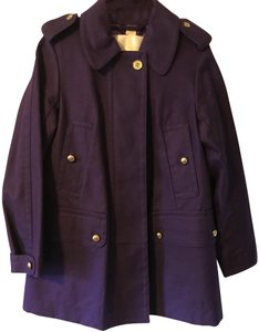 Coach 1941 Gold Buttons Trench Coat