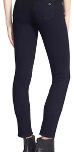 Rag & Bone Capri/Cropped Denim-Dark Rinse