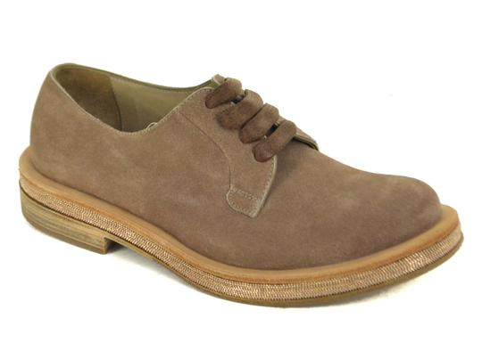 Preload https://img-static.tradesy.com/item/24268897/brunello-cucinelli-brown-womens-suede-monili-lace-up-oxfords-tfh383-formal-shoes-size-us-75-regular-0-0-540-540.jpg