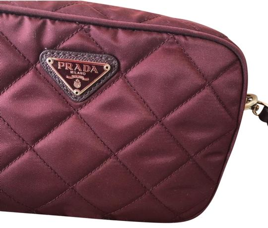 Preload https://img-static.tradesy.com/item/24268938/prada-burgundy-handbag-granato-traditional-fabric-with-calfskin-cross-body-bag-0-3-540-540.jpg
