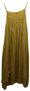 yellow Maxi Dress by CP Shades