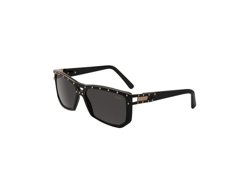 a0fd57ade8e Cazal Black Gold 8028 Color 001 New Sunglasses - Tradesy