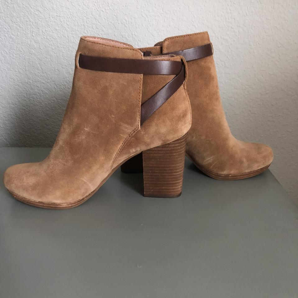 051c02d6710 Madewell Brown Aimee Suede Ankle Boots/Booties Size US 8 Regular (M, B) 45%  off retail