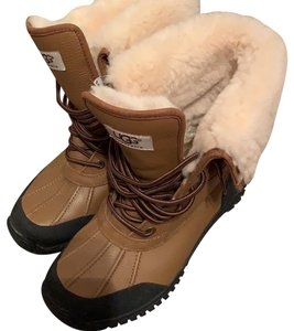 UGG Australia brown and black Boots