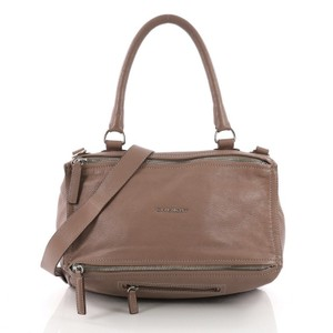 Givenchy Leather Tote in mauve