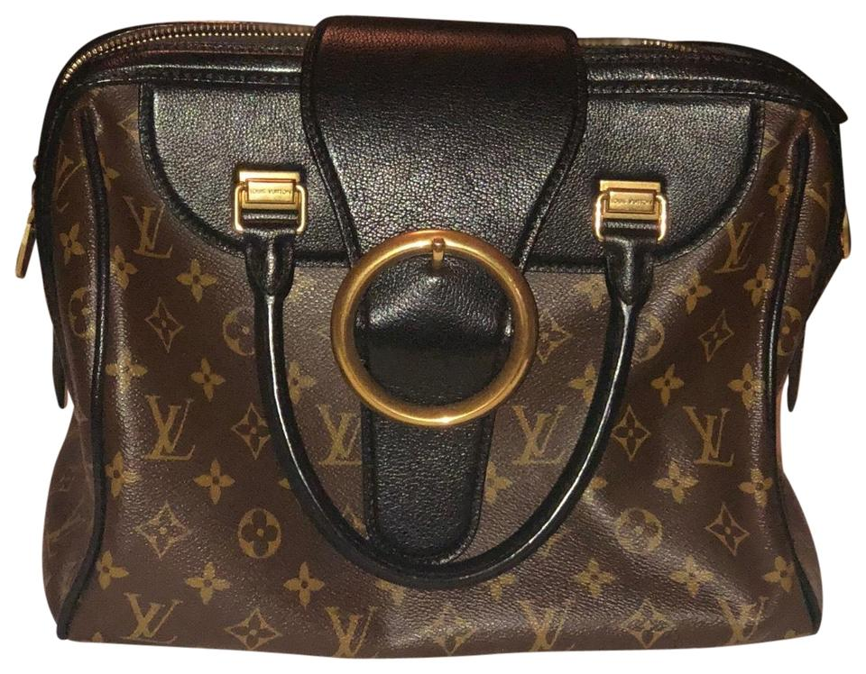 a77eef926dde Louis Vuitton Speedy Limited Edition Golden Arrow Monogram with Black Trim  and Gold Hardware Coated Canvas Satchel