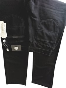 Trussardi Stretchy Casual Straight Leg Jeans
