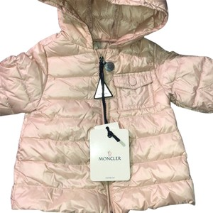 9aff6c14ff62 Pink Moncler Outerwear - Up to 70% off a Tradesy