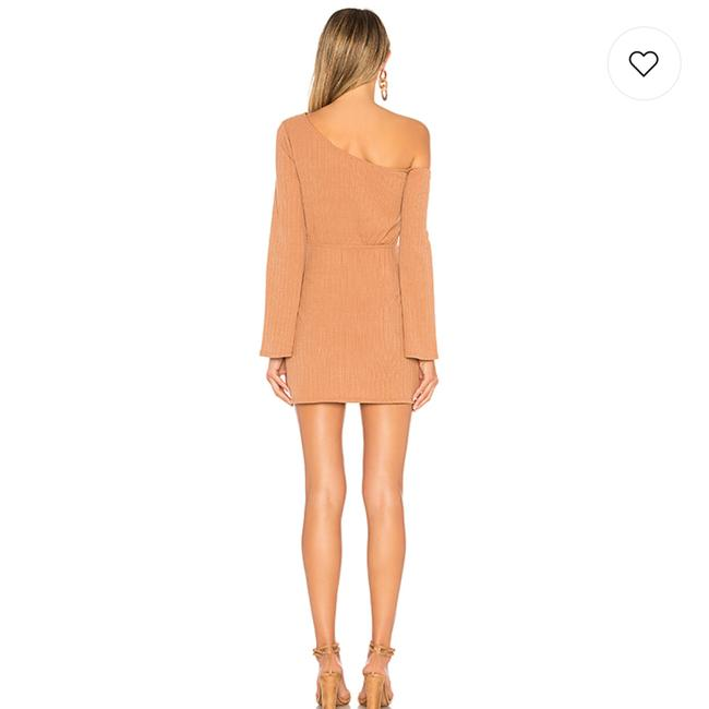 Privacy Please short dress Nude/ neutral on Tradesy