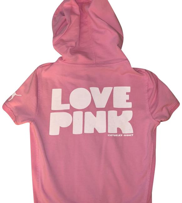 Item - Pink Activewear Outerwear Size 8 (M)