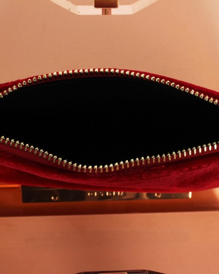 Charlotte Olympia red Clutch