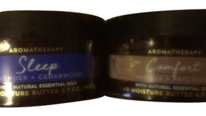 Bath and Body Works Aromatherapy 24HR Moisture Scented Body Butter