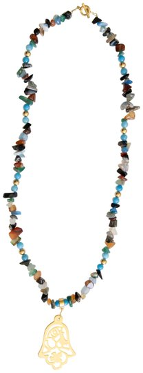 Preload https://img-static.tradesy.com/item/24271291/multi-color-natural-and-elegant-beads-necklace-0-3-540-540.jpg