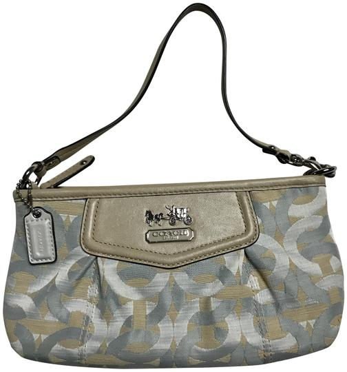 Preload https://img-static.tradesy.com/item/24271480/coach-1941-multi-color-beigegreyslate-fabric-and-leather-baguette-0-3-540-540.jpg