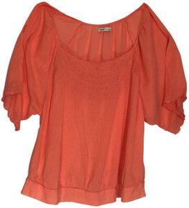 Old Navy Top Coral