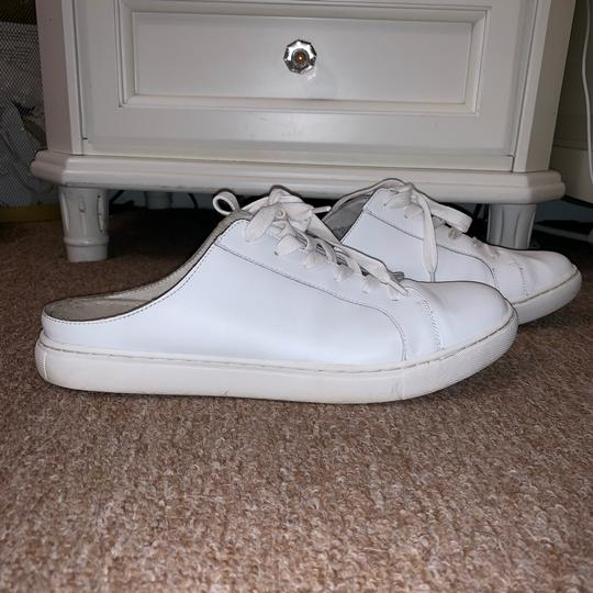 Kenneth Cole Reaction White Athletic