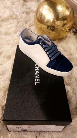 Chanel Blue and white Athletic