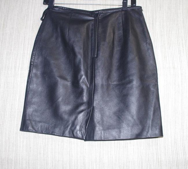 Lord & Taylor Mini Skirt black