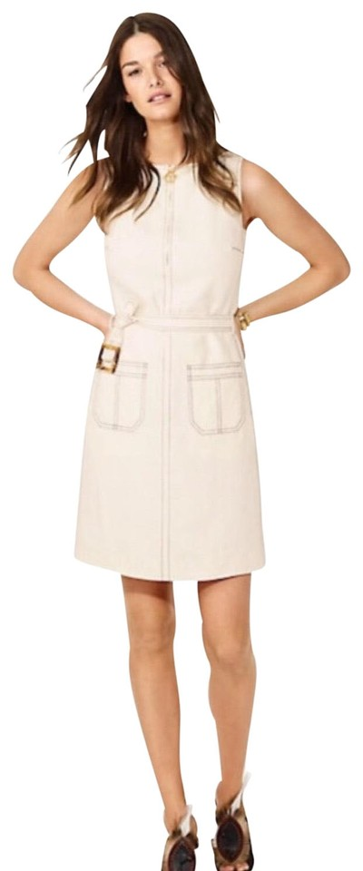 06d530fa32b Tory Burch Nadia Short Cocktail Dress Size 6 (S) - Tradesy