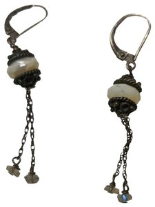 Other Silver beaded earings