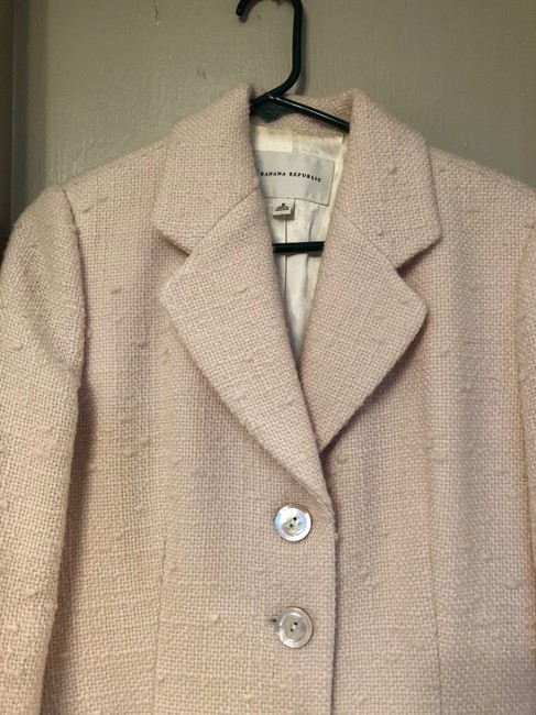 Banana Republic Wool Long Winter Lined Outer Trench Coat