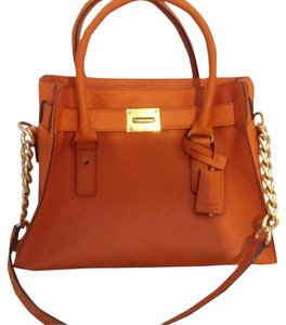 Michael Kors Summer Ready Awesome Tote in orange
