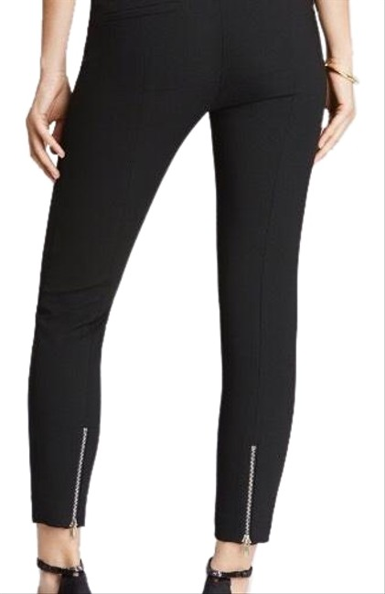 Preload https://img-static.tradesy.com/item/24271647/elizabeth-and-james-black-e-and-j-stylish-ultra-slimming-zippers-trouser-pants-size-4-s-27-0-4-650-650.jpg