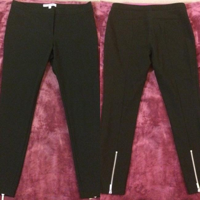 Elizabeth and James Skinny Pants Black