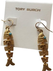 Tory Burch (nwot Tory Burch fish earrings