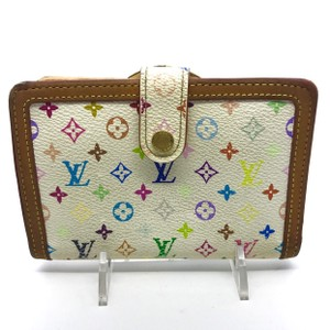 Louis Vuitton Louis Vuitton Monogram Multicolor French Purse Kisslock Wallet