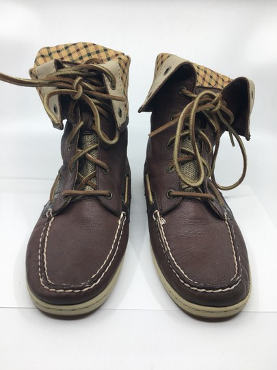 Sperry Brown Boots