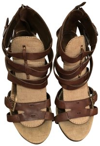 954acc2744b1e Brown Sam Edelman Sandals - Up to 90% off at Tradesy