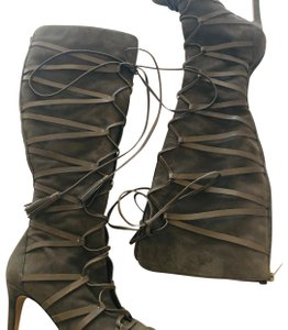 Vince Camuto Tornado (Gray/Green) Boots