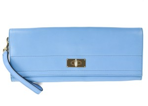 Givenchy blue Clutch