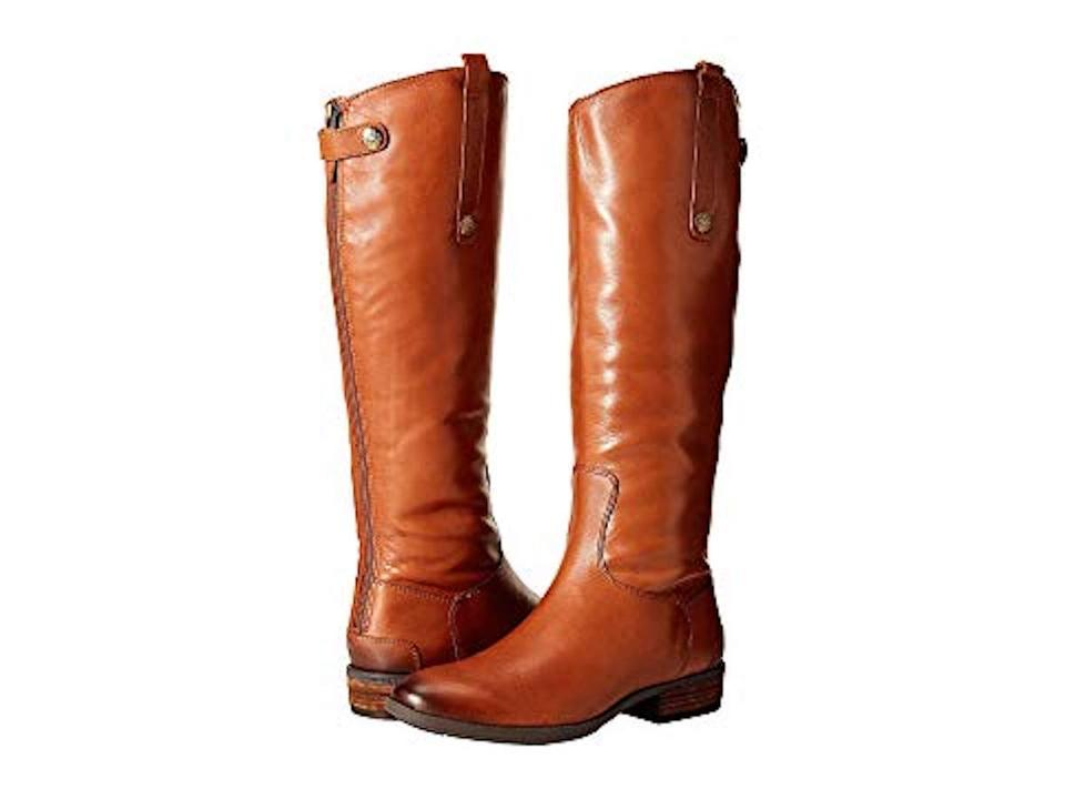db4cf16bd985a Sam Edelman Whiskey Penny Riding Boots Booties Size US 6 Regular (M ...