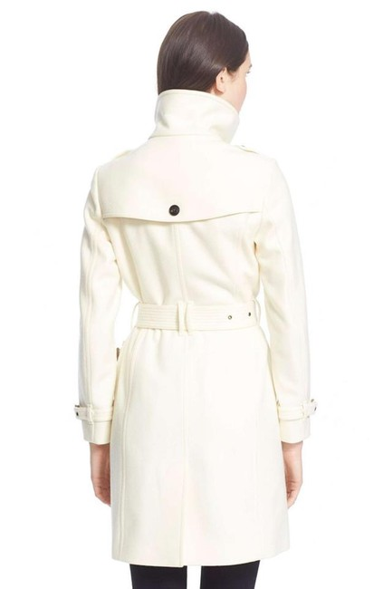 Burberry Wool New Trench Coat Image 3